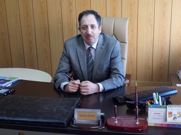 Mustafa DEMİR - OKUL MÜDÜRÜ